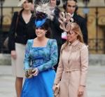 1. Princess Eugenie of York and Princess Beatrice of York
