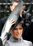 7. Zara Phillips, daughter of Princess Anne