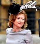 13. Frances Osborne, wife of the Chancellor of the Exchequer
