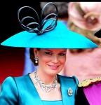17. Princess Mathilde of Belgium