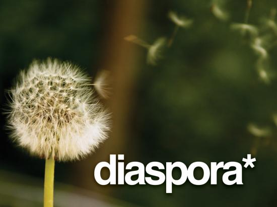 Diaspora* Logo