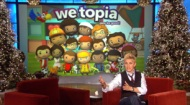 Ellen DeGeneres: Be My WeTopia Neighbor!  (Secret Code Revealed)