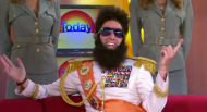 Sacha Baron Cohen Ramps Up 'The Dictator' Hype, Continues To Be Awesome