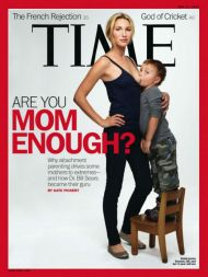 TIME Magazine: Are You Mom Enough? (Controversial Breastfeeding Cover)