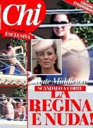 Kate Middleton Topless Photos(NSFW)
